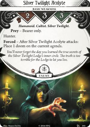 Silver Twilight Acolyte