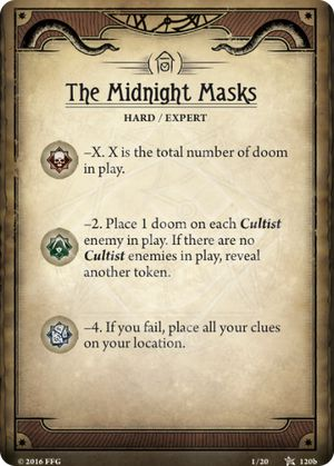 The Midnight Masks