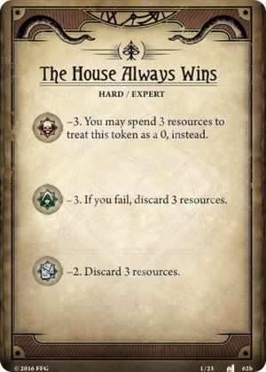 The House Always Wins