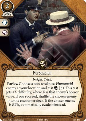 ArkhamDB Arkham Horror: the least popular Seeker card
