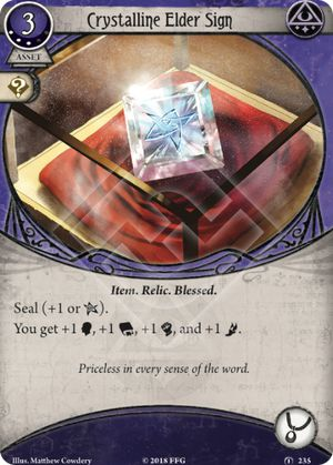 Crystalline Elder Sign