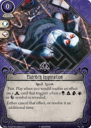 Eldritch Inspiration