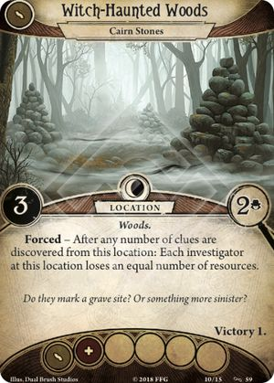 Witch-Haunted Woods