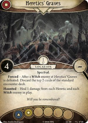 Heretics' Graves