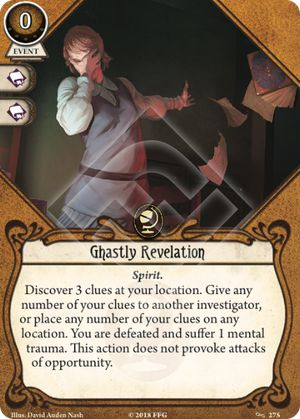 Ghastly Revelation