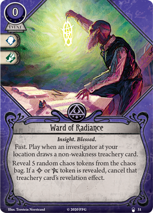 Ward of Radiance