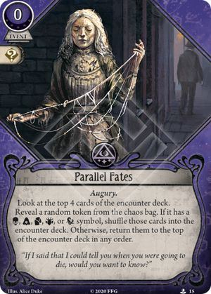 Parallel Fates